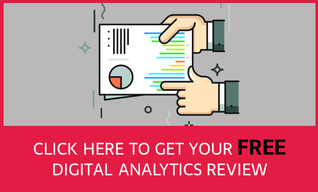 Get your free digital analytics review.