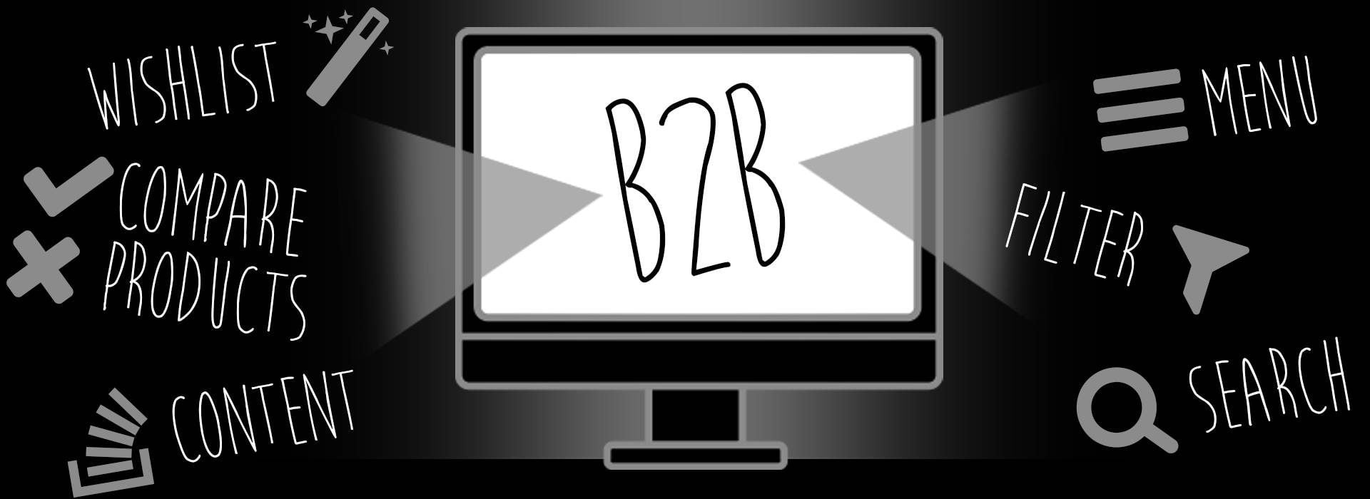 Why B2B websites should follow an eCommerce structure