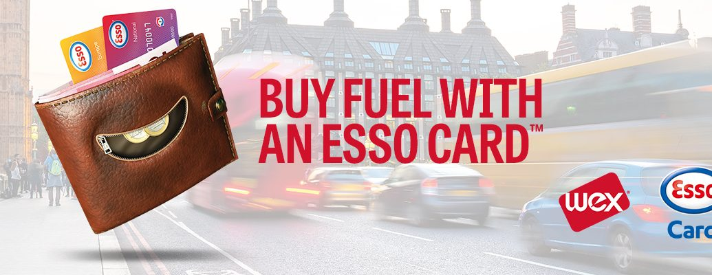 NEW - Esso Card