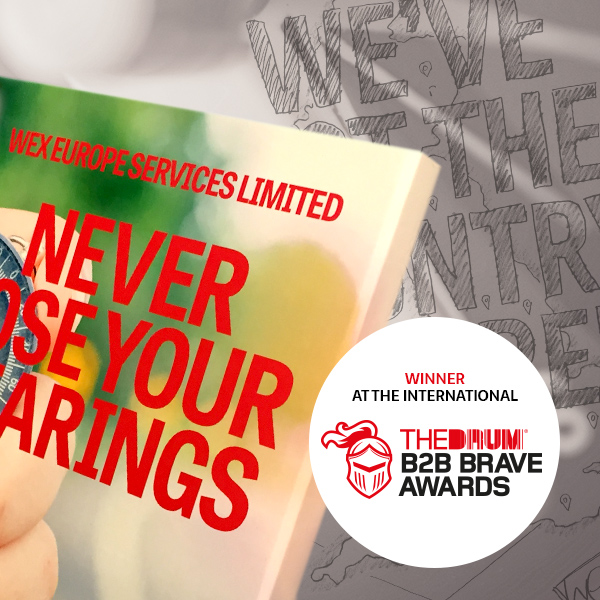 NEW - WEX Europe Services – 'Never Lose Your Bearings!'