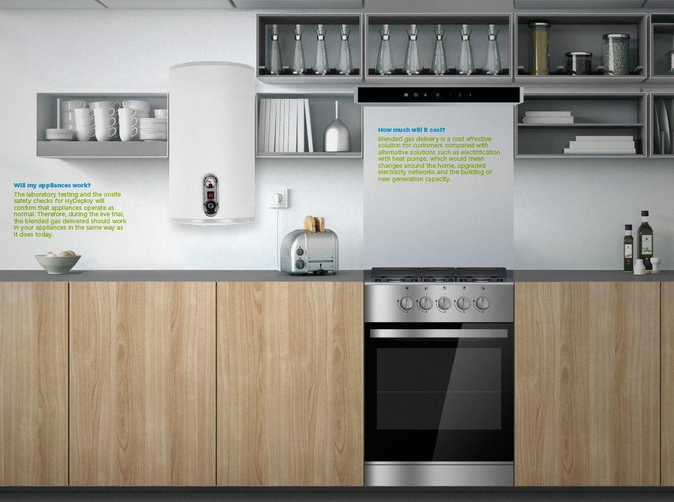 Cadent kitchen