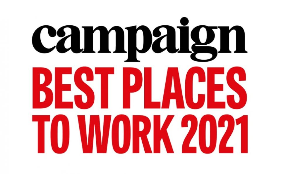 Best Places To Work award 2021